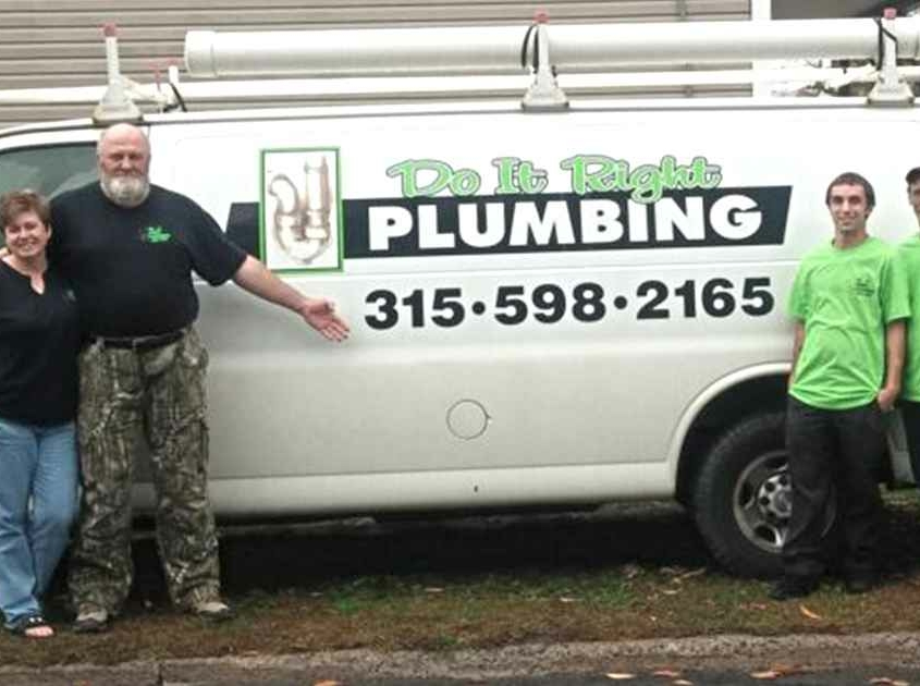 Do It RIght Plumbing Cover